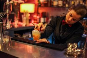 Le soin apporté au cocktail est sans commune mesure