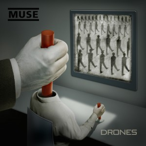 25. Muse - Drones
