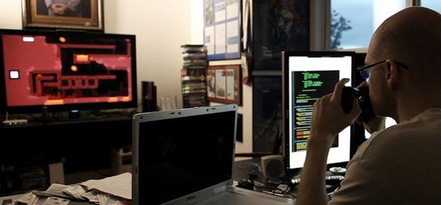 Du code et du dessin digital : deux outils pour s'exprimer.