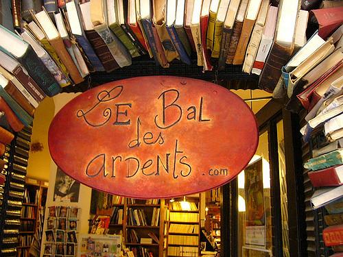 Le Bal des Ardents Lyon Bon plan Librairie