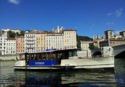 Vaporetto Lyon